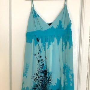 BCBG Max Azria Slip mink dress
